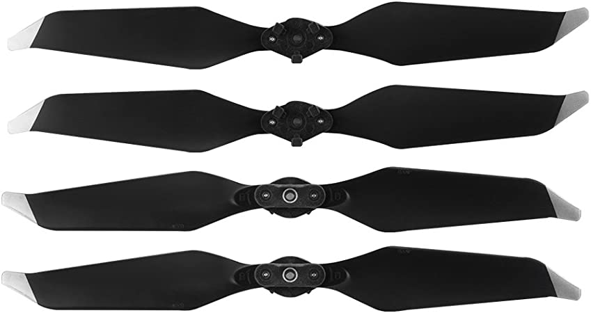 8 Pairs 8331 Low-Noise Quick-Release Propellers for DJI Mavic Pro Platinum ND