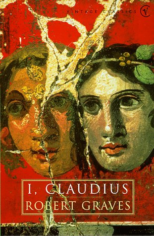 Book cover for I, Claudius