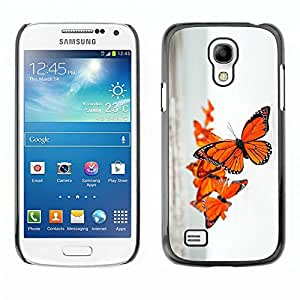 Paccase / SLIM PC / Aliminium Casa Carcasa Funda Case Cover - Spring Nature Ocean Sea Sky - Samsung Galaxy S4 Mini i9190 MINI VERSION!