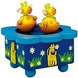 MusicBox Kingdom 43776 Giraffe Music Box Playing ''Talk to The Animals''
