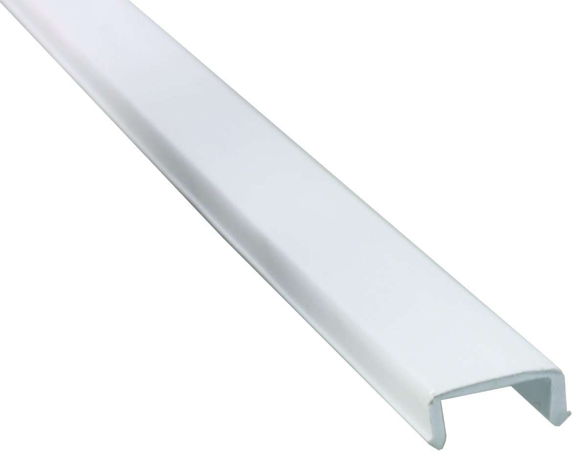 JR Products 11421 White 8-Feet Philips Style Screw Cover