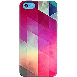 DailyObjects Byy Byy July Case For iPhone 5C Combo