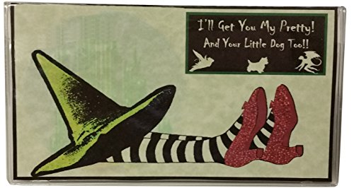 Wizard of Oz Wicked Witch Hat 2 Year (2018-19) Pocket Calendar with Notepad