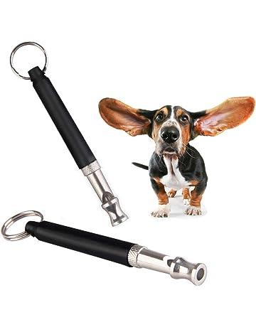 f/ür die Hundeerziehung und das Hundetraining Romneys Staghorn//Hirschhorn Hundepfeife F/ür die Ausbildug von Hunden