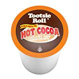 Tootsie Roll Hot Cocoa for Keurig K-Cup Brewers, 40 Count