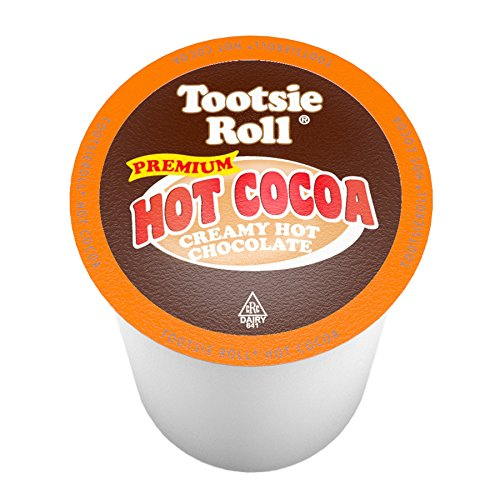 Tootsie Roll Hot Cocoa for Keurig K-Cup Brewers, 40 -