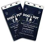 DOGIPOT 1402HP-CASE Header Pak Litter Pick up Bags, 100 Bags per Card (2000 Bags per Case)