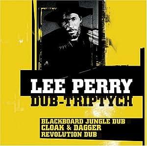 Lee Perry Upsetters Dub Triptych Blackboard Jungle Dub