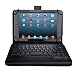 IVSO Dragon Touch I8 8 Keyboard case - DETACHABLE Bluetooth Keyboard Stand Case / Cover for Dragon Touch I8 8-inch Tablet