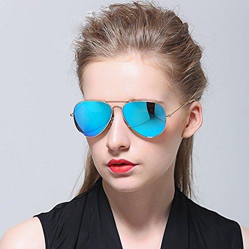 df140f0233 Joopin Polarized Sunglasses for Men Women Classic Brand Designer Sun Glasses  (Sky blue)