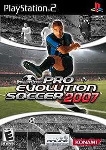 Winning Eleven: Pro Evolution Soccer 2007 - PlayStation 2