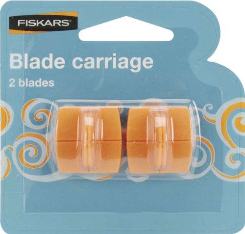 Fiskars Triple Track High-Profile Replacement Baldes 2/Pkg-Straight - Style I