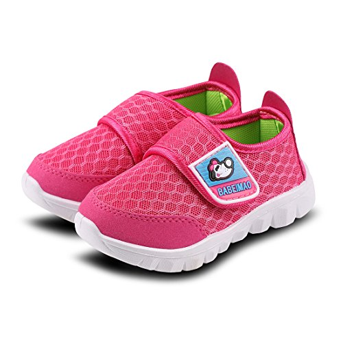 Image of Baby Sneaker Shoes for Girls Boy Kids Breathable Mesh Light Weight Athletic Running Walking Casual Shoes