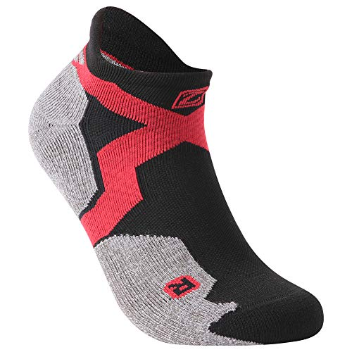 - Running Socks, ZEAL WOOD Men and Women's Merino Wool No Show Athletic Socks Dri-Tech Comfort Cycling Socks,Low Cut Ankle Wool Socks,Performance Heel Shield Socks Dri Fit Socks