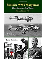 Solitaire WW2 Wargames: Three Strategy Card Games