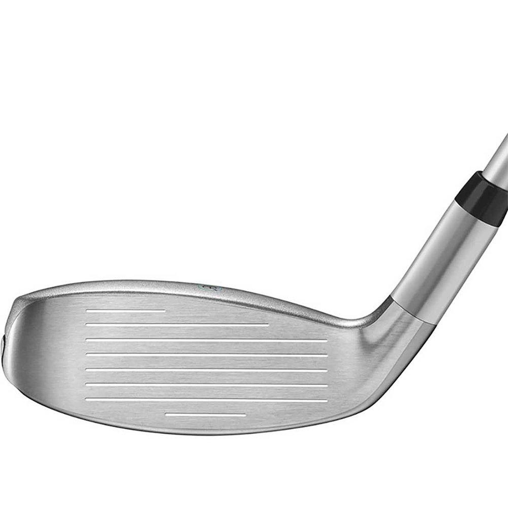 Adams Golf Women's F7530003 Golf Combo Set, Right Hand, Ladies Flex, Graphite Hybrids with Graphite Irons, 4,5R, 6-P, Blue by Adams Golf (Image #4)