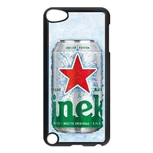 iPod Touch 5 Phone Case Black HeineKen JG233742