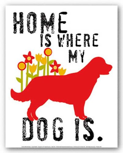 Home Is Where My Dog Is by Ginger Oliphant 11