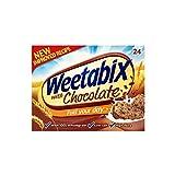 Weetabix Chocolate (24 per pack - 540g)