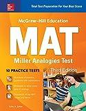 McGraw-Hill Education MAT Miller Analogies Test, Third Edition