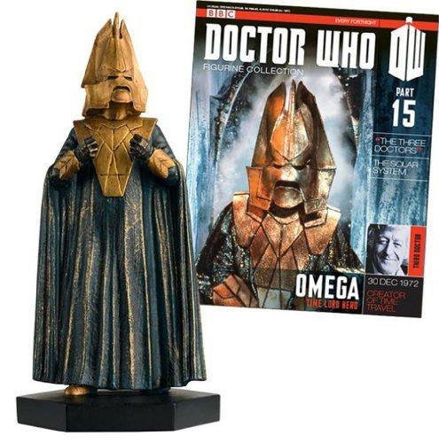 doctor who omega figure - 5