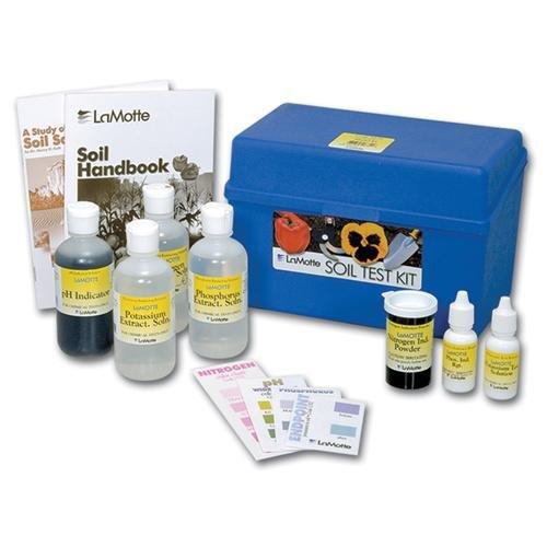 LaMotte 5679-01 Model EL Soil Test Kit