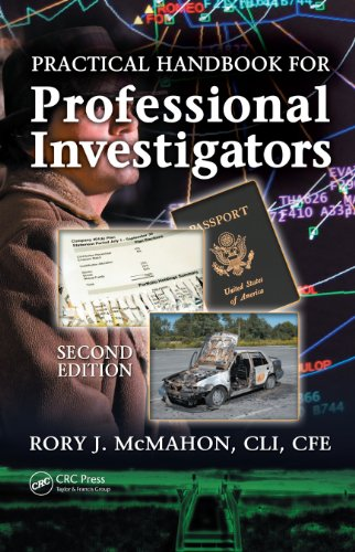 Download Practical Handbook for Professional Investigators, Second Edition Pdf
