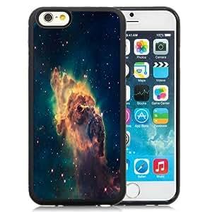 Beautiful Custom Designed Cover Case For iPhone 6 4.7 Inch TPU With Nebula Explosion Phone Case WANGJING JINDA