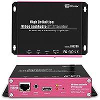 H.264 HDMI Encoder Video Encoder IPTV Encoder Live Broadcast LAN 1080P Support RTMP HTTP UDP Multicast Unicast Support OSD Rolling