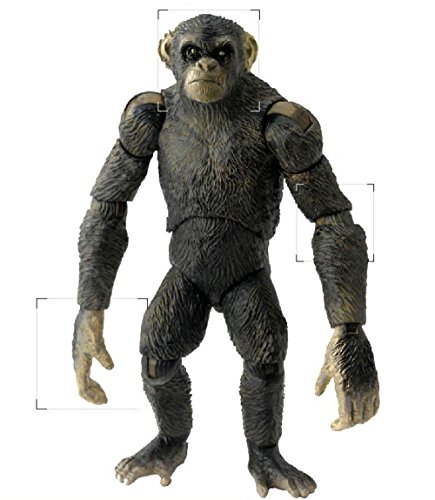 Hiya-Rise of the Planet of the Apes Koba 5 Inch Scale Action Figure (Dawn Of The Planet Of The Apes Toys)