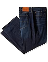 Lucky Brand Men's Big and Tall 181 Relaxed Straight Leg...