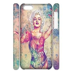 CSKFUdiy 3D Case Cover for iphone 6 5.5 plus iphone 6 5.5 plus - Marilyn Monroe case 3
