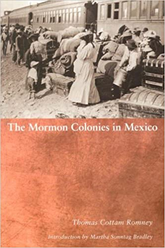 Mormon Colonies in Mexico: Thomas Cottam Romney: 9780874808384: Amazon.com: Books