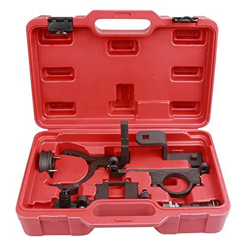 BANG4BUCK Timing Master Tool Kit for Ford Explorer Mustang Ranger Mercury Mountaineer Mazda B4000 4016cc 245CID 4.0L SOHC V6, 8 Pieces Cam Service Kit (Cam Service Kit)