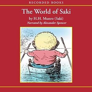 The World of Saki Audiobook