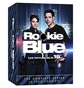 Rookie Blue: The Complete Series