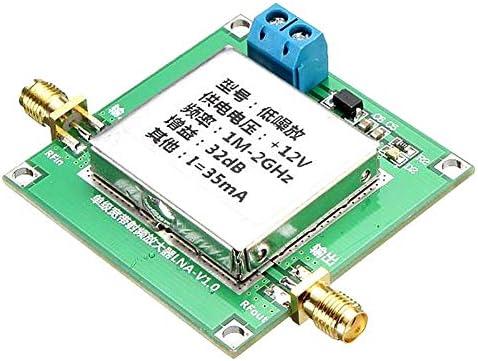 0.01-2000MHz 2GHz 32dB DC Broadband Low Noise Amplifier LNA