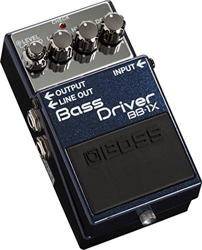 Boss BB-1X Bass Driver by BOSS