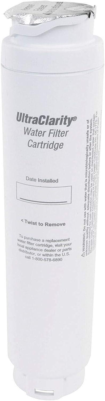 4pack Genuine Bosch UltraClarity 644845 Water Fridge Filter 9000 077096 077095