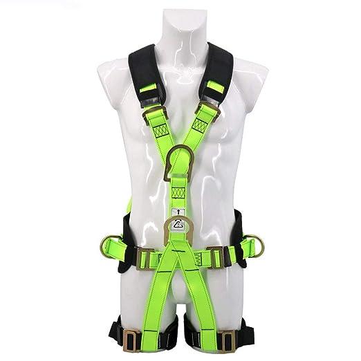Arnés de Escalada, Cinturón Fluorescente Reflectante, Cinturón de ...