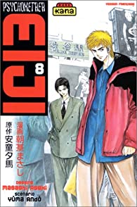 Psychometrer Eiji, tome 8 par Shin Kibayashi