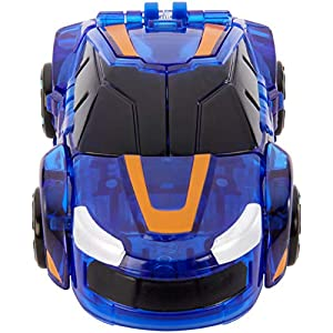 Mecard Evan Deluxe - Transforming Robot to Toy Car