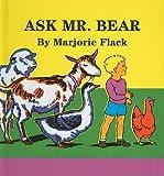 Ask Mr. Bear, Marjorie Flack, 0812456335