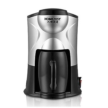 Hogar portátil pequeña máquina de café por goteo, máquina de café americana totalmente automática,