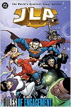 Jla: Rules of Engagement: 13 (Justice League (DC Comics) (Pdf))