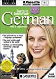 """Instant Immersion German: """"New & Improved"""" (Topics Entertainment-Languages (Cassette))"""