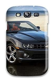 New Arrival JxphJUN8165mtvdu Premium Galaxy S3 Case(chevrolet Camaro Convertible 2011)