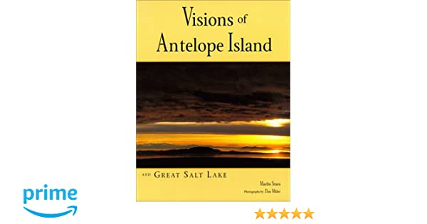 Visions Of Antelope Island And Great Salt Lake Marlin Stum