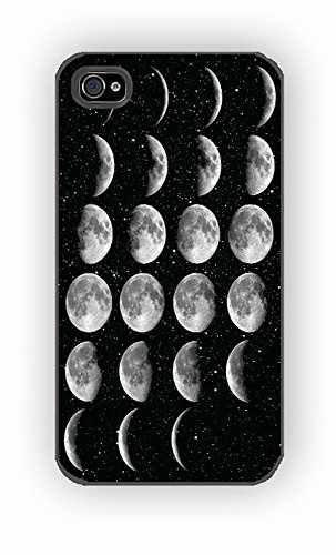 Moon Phases for iPhone 4/4S Case