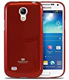 Galaxy S4 MINI Case, [Ultra Slim] Goospery Pearl Jelly [Slight Glitter]Anti-Yellowing / Discoloring Premium TPU [Shock Absorption] For Samsung Galaxy S4 MINI [4.3